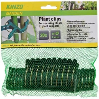 Plantenklemmen 20 stuks