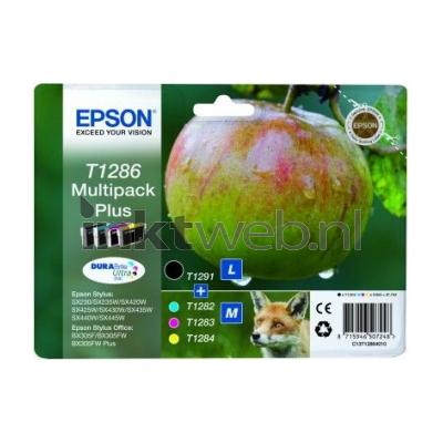 Epson T1286 Multipack plus...