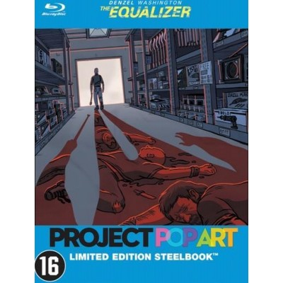 The Equalizer (Steelbook)...
